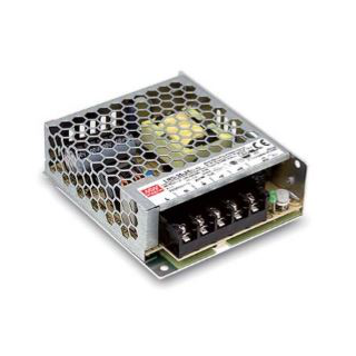 Driver Meanwell 24VDC IP 20 - 35W - LRS-35-24