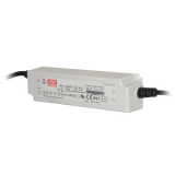 Transformateur MeanWell 24VDC 60W IP67 DIMMABLE 1-10 LPF-60D-24