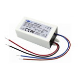 Transformateur Glacial Power 12VDC 12W IP67 - CVP-012N-12V-02
