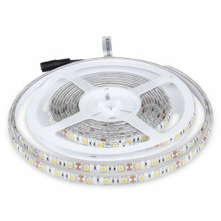 RUBAN LED FLEXIBLE 10,8 W / m IP65 V-TAC VT-5050