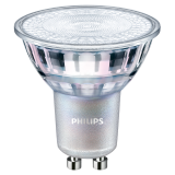 Spot LED GU10 Philips 4,9W 36° Variable IRC sup. 90 Master